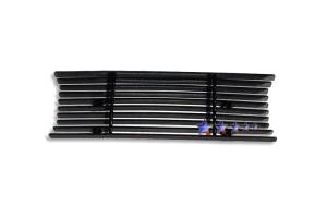 Dale's - Ford 2005-2007 Excursion | F250 | F350 | F450 | F550 (Lower Bumper) Black Powder Coated Aluminum Billet Grille