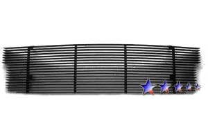 Dale's - Ford 1999-2002 Expedition (Main) Black Powder Coated Aluminum Billet Grille