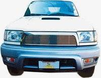 Dale's - Toyota 1996-1998 4Runner (Main) Polished Aluminum Billet Grille