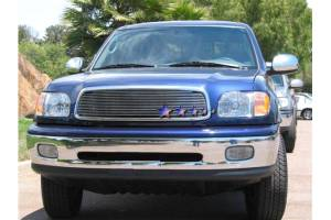 Dale's - Toyota 2001-2004 Sequoia (Main) Polished Aluminum Billet Grille