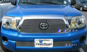 Dale's - Toyota 2005-2007 Sequoia (Lower Bumper) Polished Aluminum Billet Grille