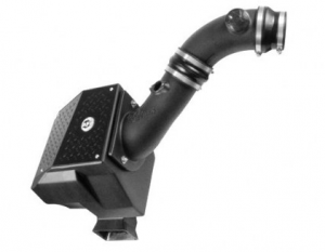 aFe Power - AFE Cold Air Intake PRO DRY si  GM Duramax6.6L LB7 2001-2004  51-80782