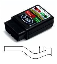 GearboxZ - GBZ-GMK40AFE-CCSB | DPF-R Duramax 4.0 Programmer with aFe DPF Delete Race Exhaust (CC/SB)