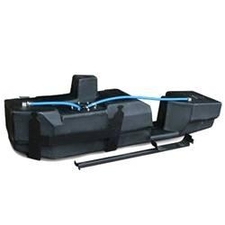 Titan Fuel Tanks - Super Series 39 Gallon Midship Fuel Tank   GM Duramax 2001-2010 6.6L Extended Cab Short Bed   Titan Fuel Tanks 7010101