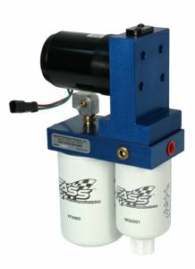 FASS Fuel Systems® Titanium Series 95GPH Fuel Lift Pump | 2008-2010 6.4L Ford Powerstroke | Dales Super Store