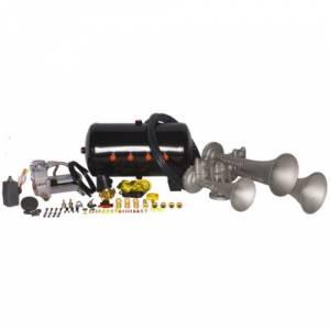 HornBlasters - Hornblasters HK-P3-540 | Nathan Airchime P3 540 Train Horn (full Package)