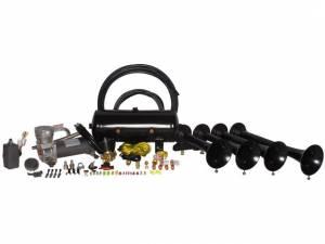 HornBlasters - Hornblaster HK-S4-248 Conductor's Special Model 248 Train Horn Kit