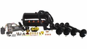 HornBlasters - Hornblasters HK-S4-548 HornBlasters Conductor's Special Model 548 Train Horn Kit