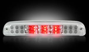 RECON - RECON 264116CL | LED 3rd Brake Light - CLEAR For 1999-2016 Ford Superduty & 1995-2014 Ranger & 2001-2005 Sport Trac