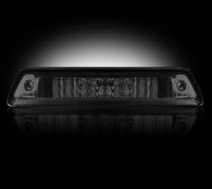 RECON - RECON 264112BK | LED 3rd Brake Light - SMOKED For 2009-2013 Dodge Ram 1500 & 2010-2013 2500/3500