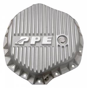 PPE - PPE  HD Rear Differential Cover (Raw) | PPE138051000 | GM 2001-2015  HD / Dodge 2003-2015 HD