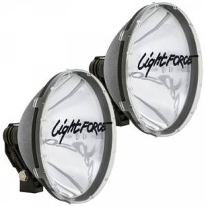LightForce - Light Force HID240T2 | Blitz 240 24v 35w HID Long Distance Driving Lights - Pair
