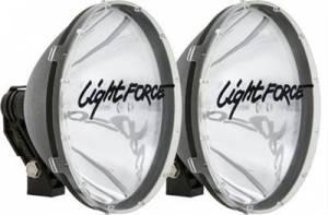 LightForce - Light Force HID240T | Blitz 240 12v 35w HID Long Distance Driving Lights - Pair
