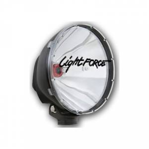 LightForce - Light Force DL240HID50W24V | XGT 24v 50w HID Long Range Driving Light - Single
