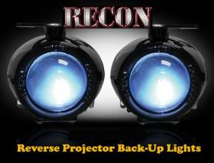 RECON - RECON 264150 | Projector Back-Up Reverse Lights