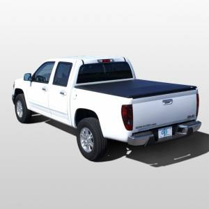 Downey - Downey SST 206115 | 5' Crew Cab Slant Side Tonneau Bed Cover For Chevrolet Colorado / GMC Canyon 04-12
