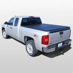 "Downey SST 206130 | 6'6"" Slant Side Tonneau Bed Cover For Chevrolet Silverado / GMC Sierra 07-13"