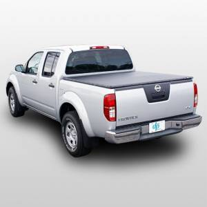 Downey - Downey SST 206125 | 6' King Cab Short Bed Slant Side Tonneau Bed Cover For Nissan Frontier 05-16
