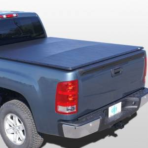 Downey - Downey SST 206123 | 5' Crew Cab Slant Side Tonneau Bed Cover For Toyota Tacoma 05-15