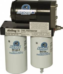 AirDog - AirDog A5SABC109 | AirDog II DF-165 Fuel Pump For GM Duramax 6.6L 01-10