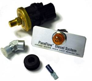 AirDog Fuel Indicator Light Kit (5 PSI) | 901-04-0003-3 | Dales Super Store
