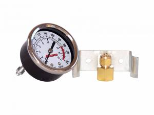 Kleinn - Kleinn 1021 |  Dash mount air pressure gauge with mounting bracket