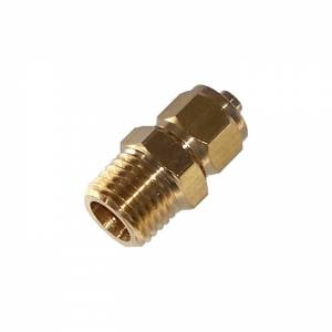 "Kleinn - Kleinn 51414 |  1/4"" M NPT Compression Fitting for 1/4"" O.D. Tube"