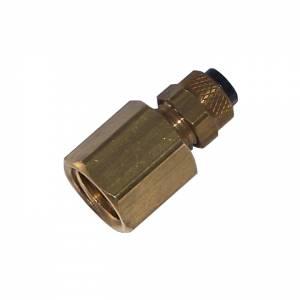 "Kleinn - Kleinn 51414F |  1/4"" F NPT Compression Fitting for 1/4"" O.D. Tube"