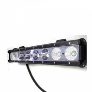 "Outlaw Lights - Outlaw Spot / Flood 80 Watt 16"" CREE LED Light Bar"