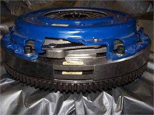 South Bend DDDMAXZ | Triple Disc Clutch 2005-2006 GM  LBZ Duramax LBZ 6.6L 950 HP 1500 ft. lbs