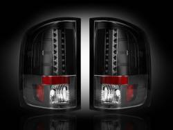 Chevrolet Silverado 2500/3500 Tail Lights
