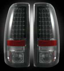 2006-2007  Chevy/GMC Duramax LBZ 6.6L Parts - Lighting | 2006-2007 Chevy/GMC Duramax LBZ 6.6L - Tail Lights | 2006-2007 Chevy/GMC Duramax LBZ 6.6L