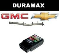 GM Duramax DPF Delete Tuners & Packages