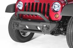Exterior - Bumper, Brush, & Grille Guards - Bumper Guards