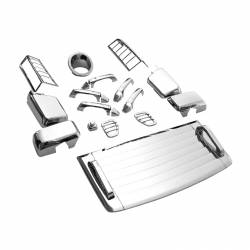 Shop By Category - Exterior - Chrome Accessory Kits