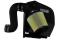 Cold Air Intakes - Cold Air Intake Systems - AFE - AFE 75-10412 | Magnum FORCE Pro-GUARD 7 WET - Stage-2 Cold Air Intake | 2003-2007 Dodge Ram 5.9L Cummins