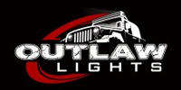 Outlaw Lights - LED Lightbars & Work Lights - Spot / Flood Combo LED Light Bars