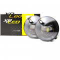 Chevrolet & GMC Trucks - 2004-2012 Chevy Colorado / GMC Canyon - Morimoto - Morimoto XB LED Round Fog Lights | Chevrolet