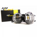 HID & LED Headlight Kits - Fog Light Conversion Kits - Morimoto - Morimoto XB LED Oval Fog Lights | Toyota