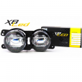 HID & LED Headlight Kits - Fog Light Conversion Kits - Morimoto - Morimoto XB LED Fog Lights | Dodge