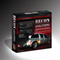 External Lighting - Side Fender Lights - Recon - RECON Smoked LED Dually Fender Lights | 2011-218 Ford Superduty