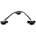 Ford Powerstroke Parts - 2003-2007 Ford Powerstroke 6.0L Parts - AMP Research - Innovation in Motion - Amp Research PowerStep Plug and Play Pass-Through Harness
