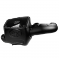 S&B Cold Air Intake Kit | 2008-2010 6.4L Ford Powerstroke | Dry Disposable Filter | Dale's Super Store