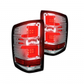 RECON Clear LED Tail Lights | 2014-2017 Chevy Silverado Single-Wheel/Dually & 2015-2017 GMC Sierra Dually | Dale's Super Store