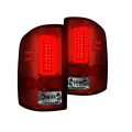 RECON Red LED Tail Lights | 2014-2017 GMC Sierra Single-Wheel | Dale's Super Store