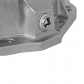 aFe Power Street Series Raw Finish Rear Differential Cover | 2001-2017 Duramax, 2003-2014 Cummins, & 01-07 GM Gas | Dale's Super Store