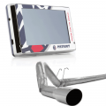 "Patriot Diagnostics - Patriot nDash DPF/EGR Upgrade Tuner & 4"" Stainless Downpipe Back 
