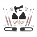 Suspension & Steering - Suspension Lift Kits - Rough Country - Rough Country 3in Suspension Lift Kit for 2011-2016 Ford Super Duty F250 4WD