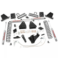 Diesel Truck Parts - Rough Country - Rough Country 6in Suspension Lift Kit for 2011-2014 Ford Powerstroke F250 4WD