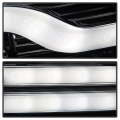 Spyder Smoke Chrome DRL Bar Projector LED Headlights | 2007-2014 Chevy Silverado | Dale's Super Store
